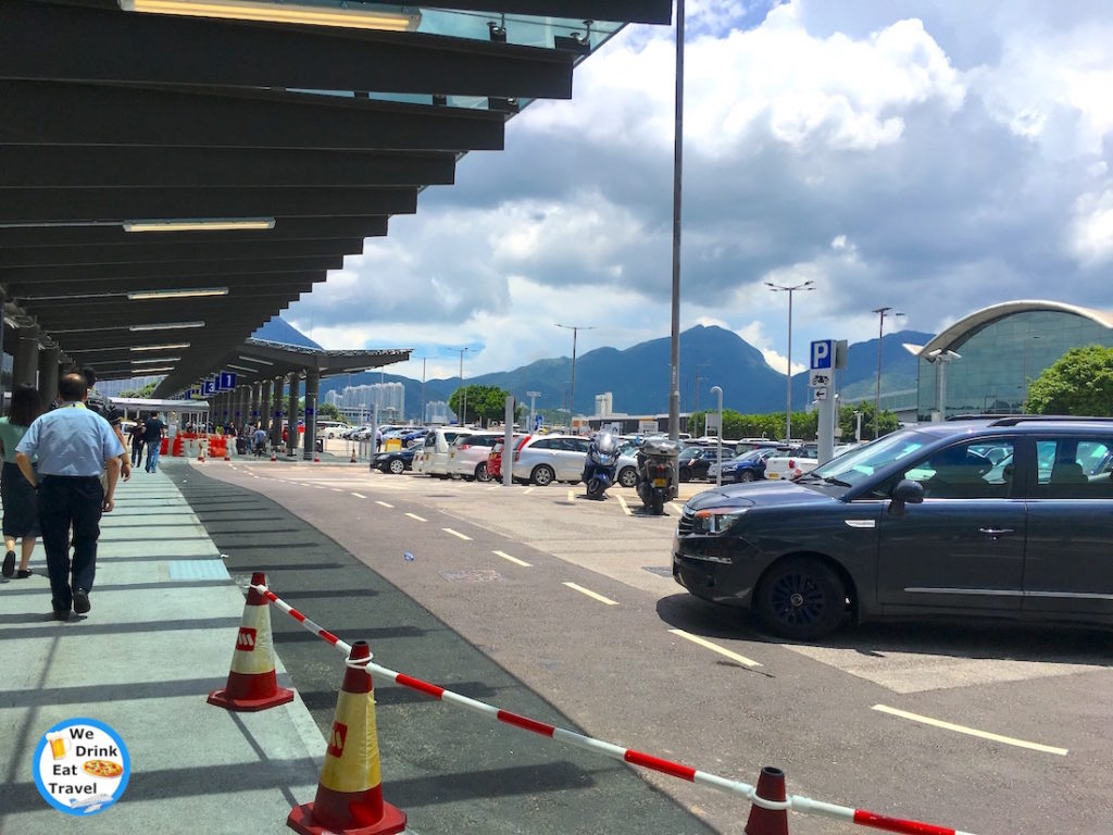 How To Get To Novotel Citygate Hotel From Hong Kong Airport